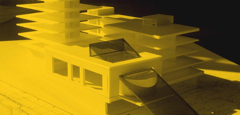 Макетирование проектов зданий